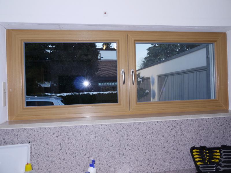 perfecta Holzfenster