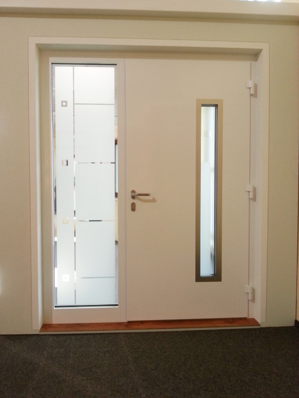 perfecta Tür von Innen